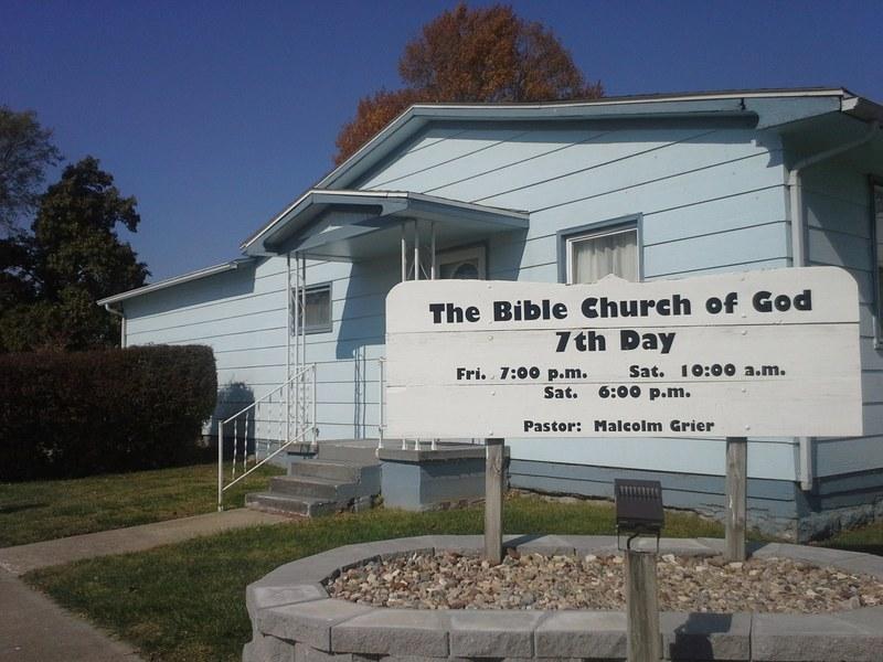 Bible Church of God - Seventh Day — Hiawatha, Kansas