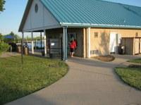 Aquatic Park Main Entrance