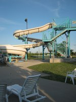 Aquatic Park Water slide