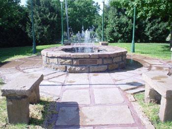 Korthanke Fountain